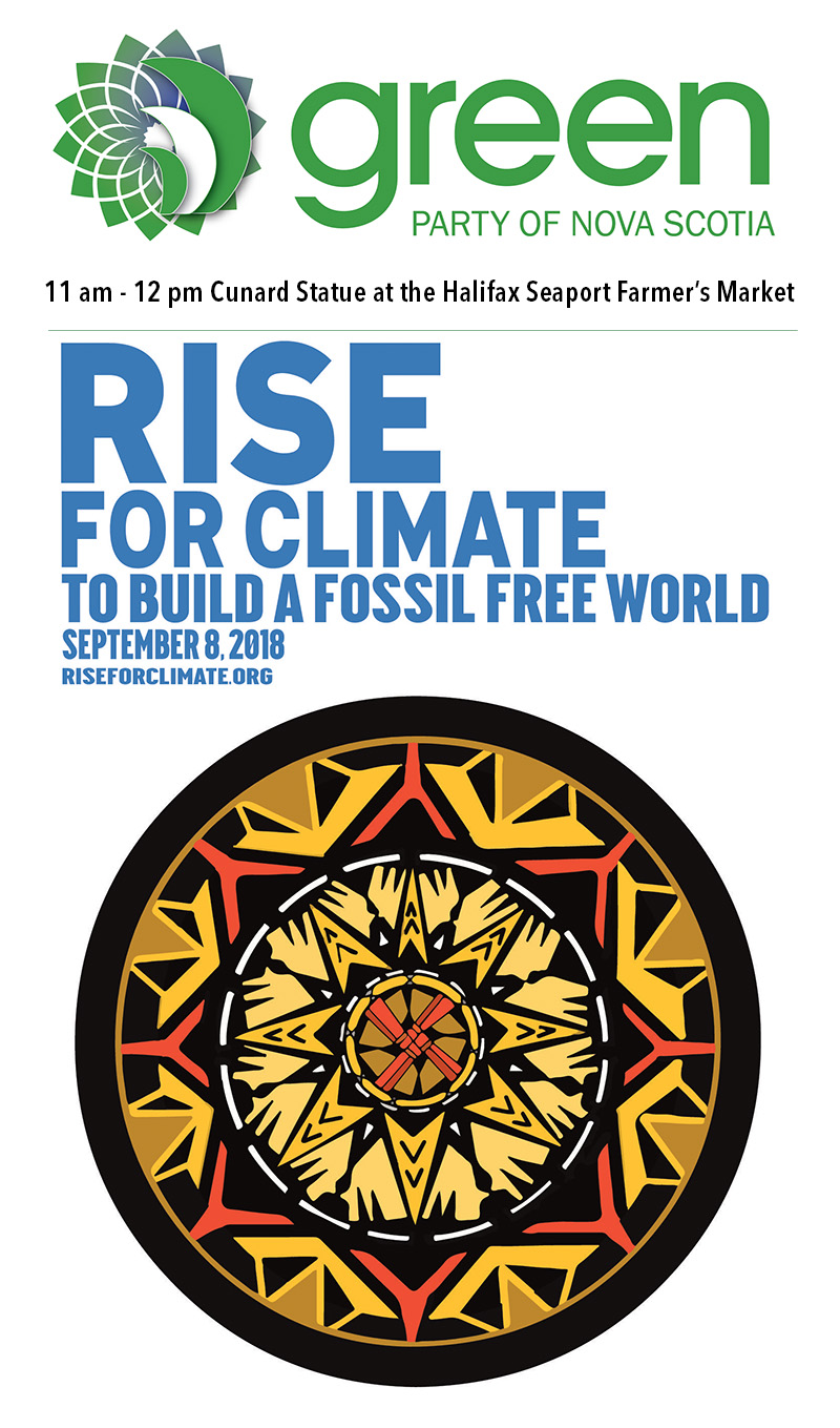 Rise for Climate to Build a Fossil Free World